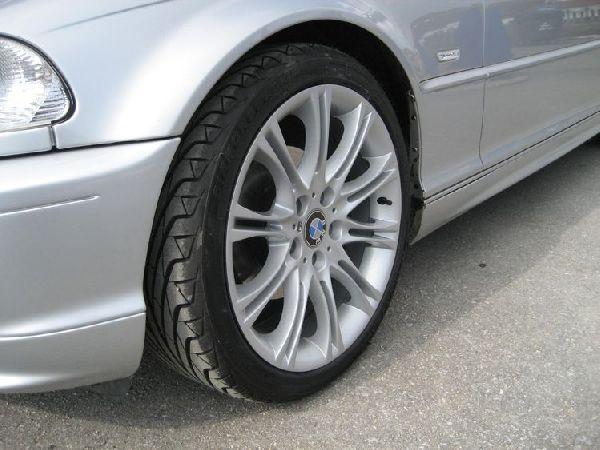 Mein ehemaliger E46 - 3er BMW - E46