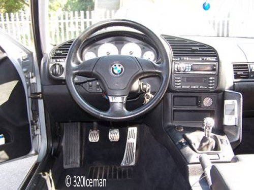 bmw 320i e36 r i p 3er bmw e36 limousine. Black Bedroom Furniture Sets. Home Design Ideas