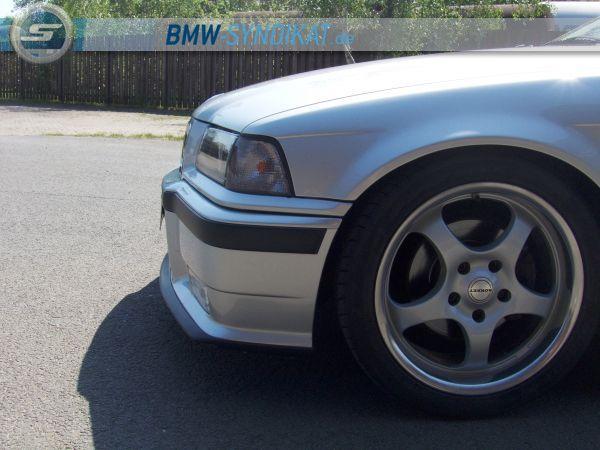 Mein neuer E36 limo - 3er BMW - E36
