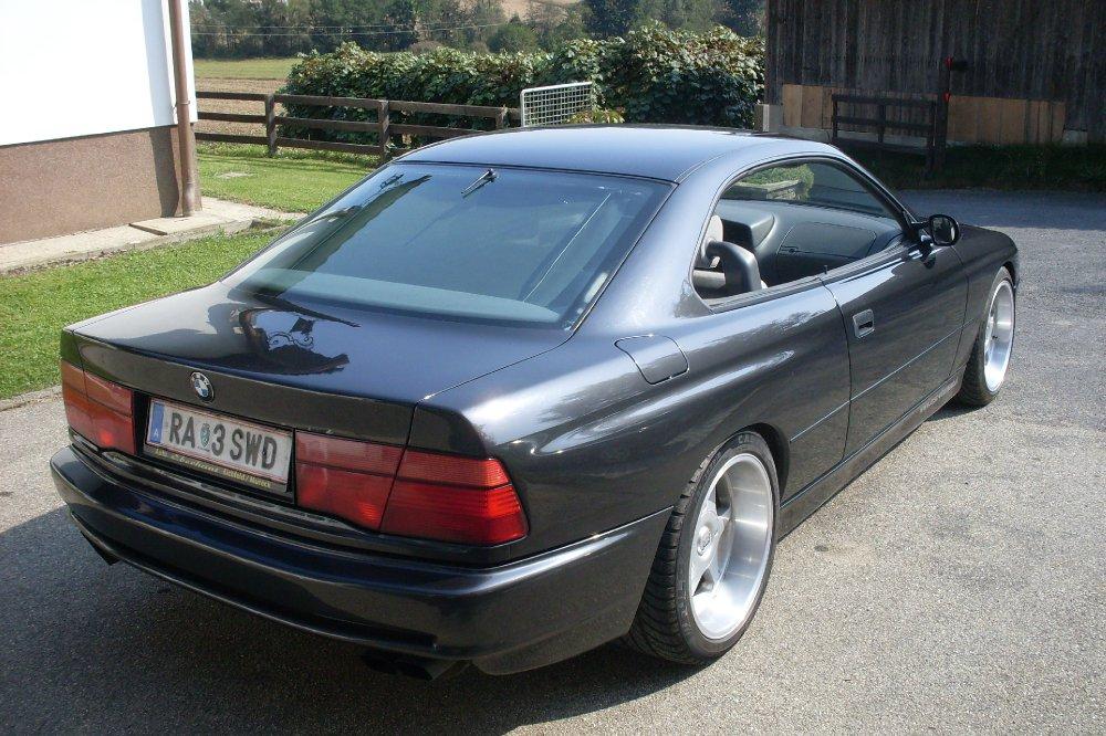 BMW 850Ci Schalter - Fotostories weiterer BMW Modelle