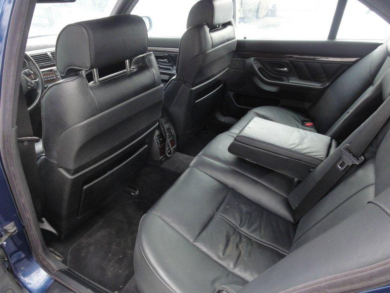 BMW 740i - Fotostories weiterer BMW Modelle
