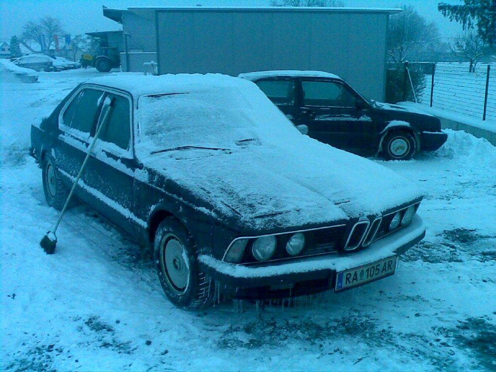BMW 745i TURBO - Fotostories weiterer BMW Modelle