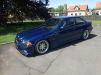 BMW E36 M3 Coupe avusblau Glasschiebedach