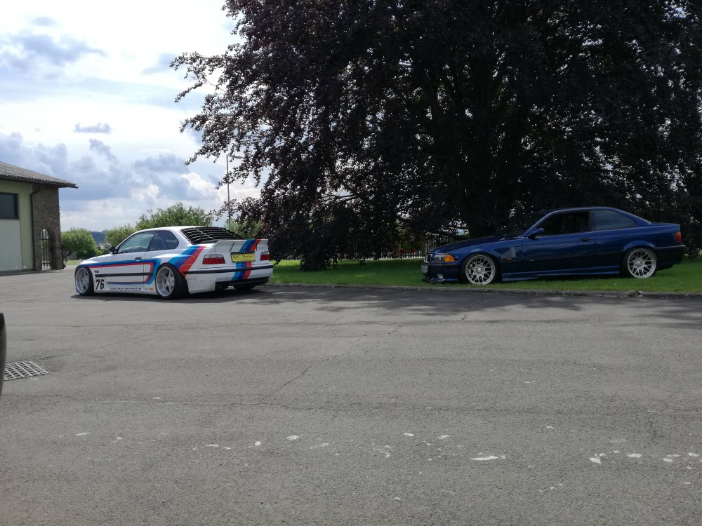 BMW 328i Coupe ROCKET BUNNY Glasschiebedach - 3er BMW - E36