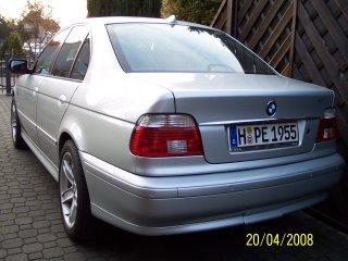 BMW 520i Facelift Bj 2002