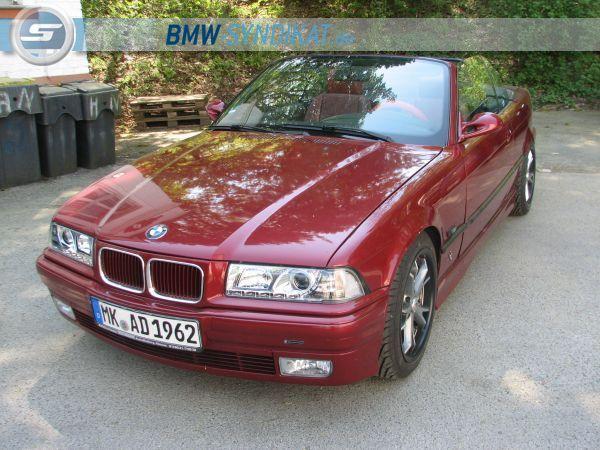 E36, Cabrio - 3er BMW - E36
