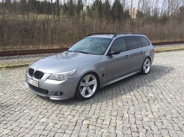 E61 535d Touring - 5er BMW - E60 / E61