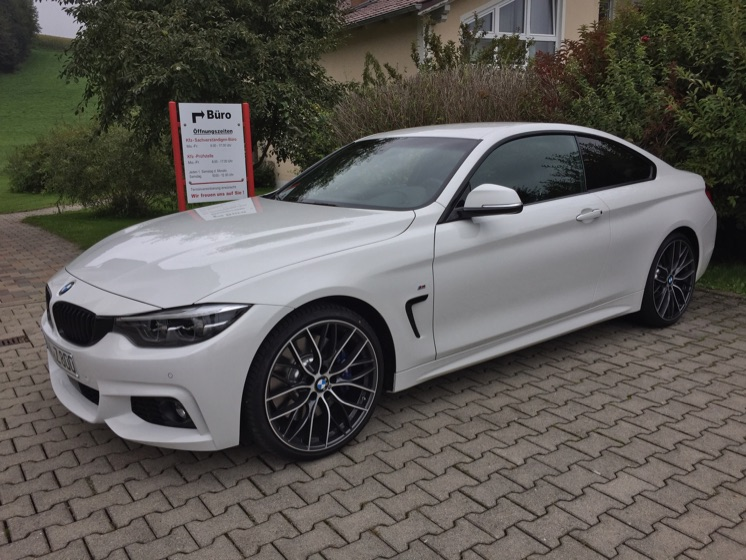 "430i Facelift mit 20"" Performance - 4er BMW - F32 / F33 / F36 / F82"