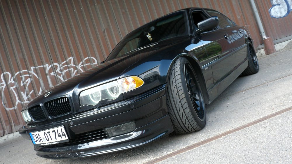 E38 740iL dipped by DipYourCar.eu.com - Fotostories weiterer BMW Modelle