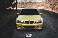 BMW M3 Coupé - Phönixgelb - Handschalter