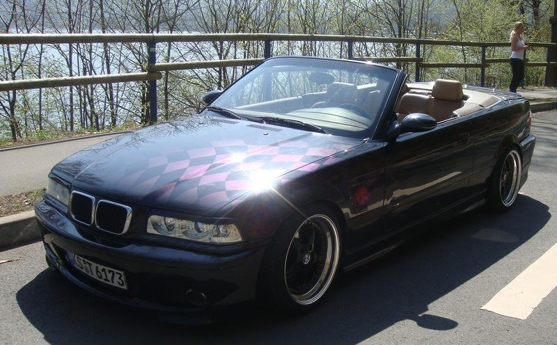 BMW E36 328i M-Technik Cabrio by Wiesmann - 3er BMW - E36