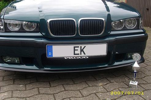 """""""PROUD"""" Verkauft....... - 3er BMW - E36 -"""