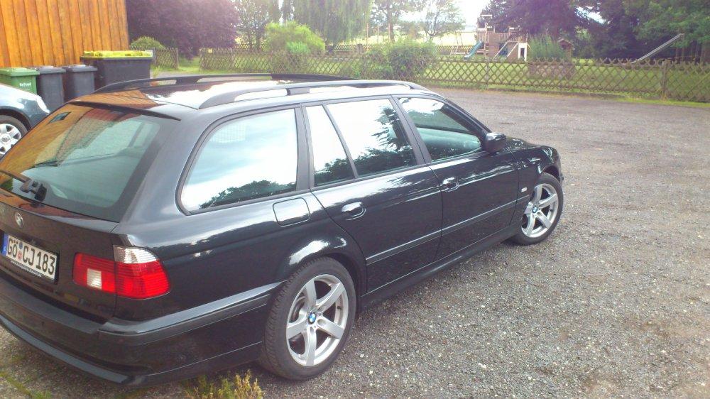"""BMW e39 530iA TOURING """"BLACK"""" - 5er BMW - E39"""