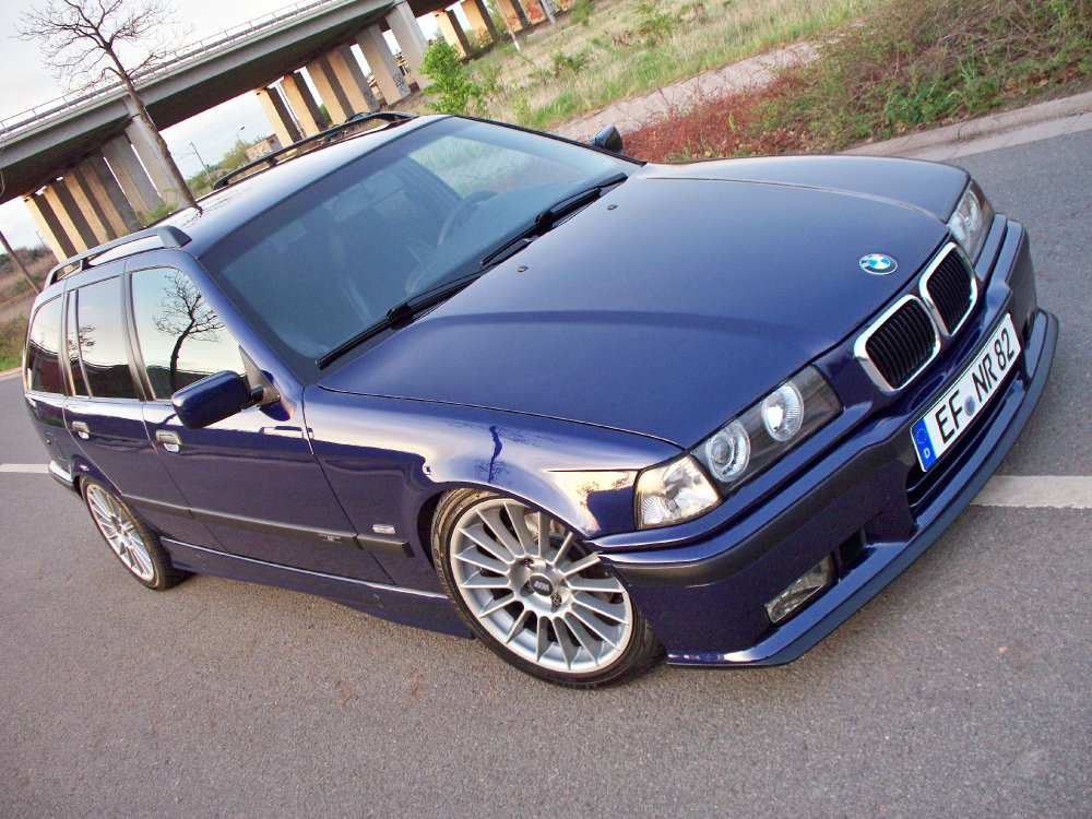 bmw e36 323i touring 3er bmw e36 touring tuning. Black Bedroom Furniture Sets. Home Design Ideas