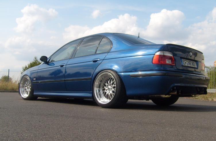 E39 M5 Power 5er Bmw E39 Quot M5 Quot Tuning Fotos Bilder Stories