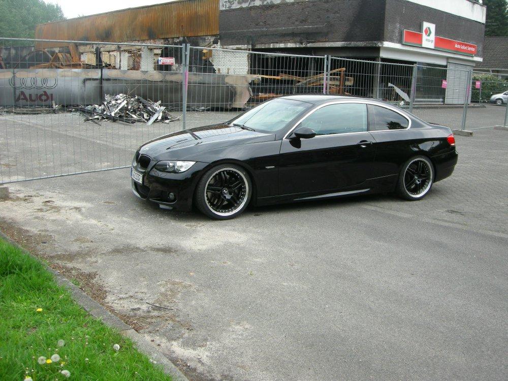 BMW E92 Black Beauty *verkauft* - 3er BMW - E90 / E91 / E92 / E93