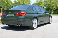 BMW-Syndikat Fotostory - ALPINA B5 BITURBO In Brewster Green