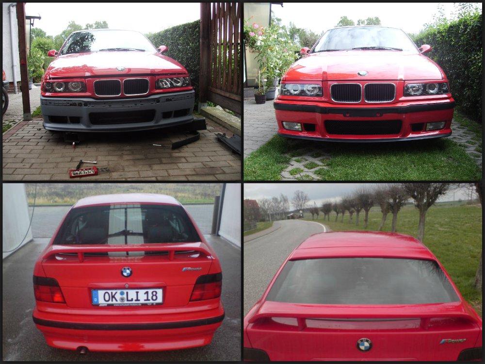 Mein 323ti Compact - 3er BMW - E36