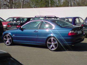Coupe M6 Felgen 3er Bmw E46 Quot Coupe Quot Tuning
