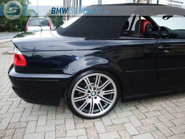 Bmw M3 Cabrio Carbonschwarz 3er Bmw E46 Quot M3