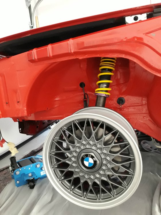 BMW e30 318is  M-Technik 2 (Restau) - 3er BMW - E30