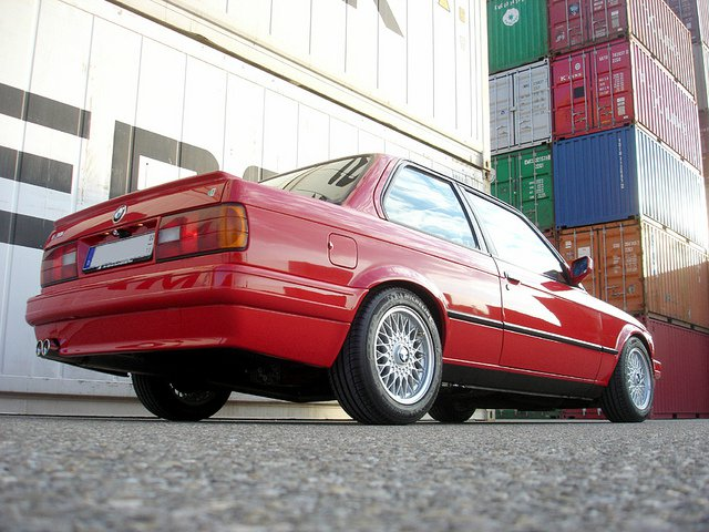 BMW e30 318is  M-Technik 2 (Restau) - 3er BMW - E30