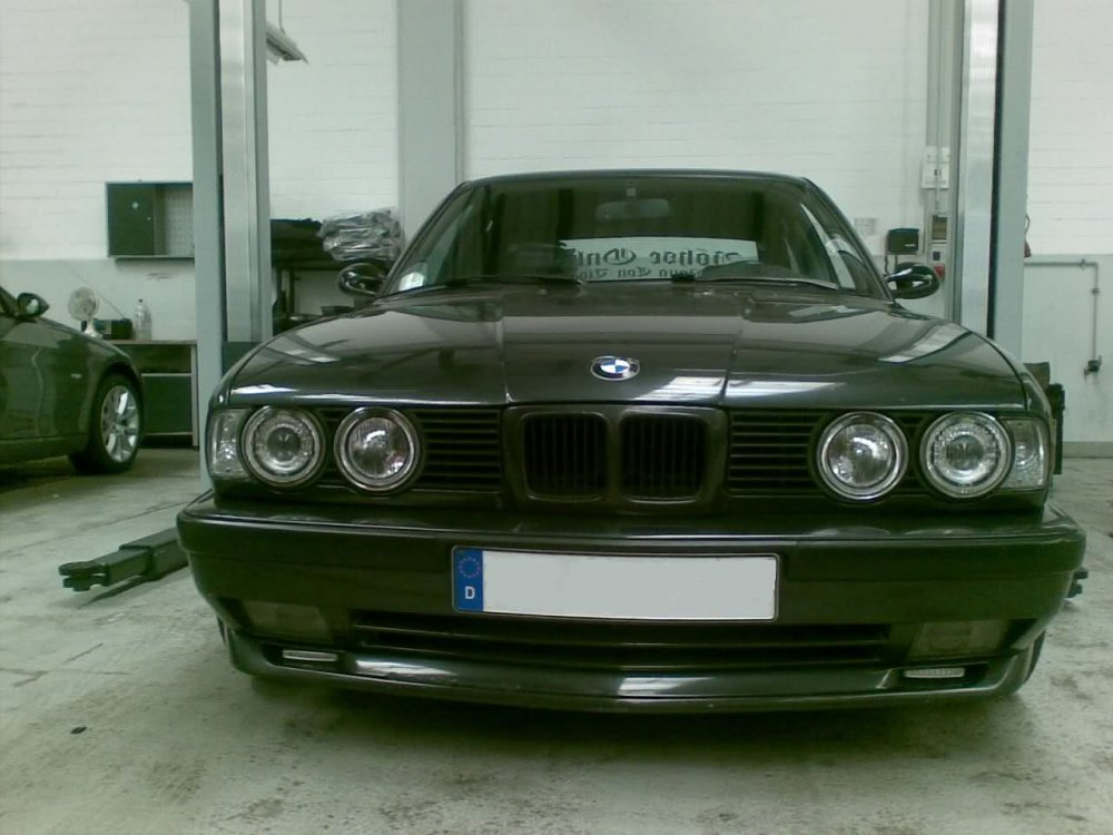 E34 520i  M///Technik - 5er BMW - E34