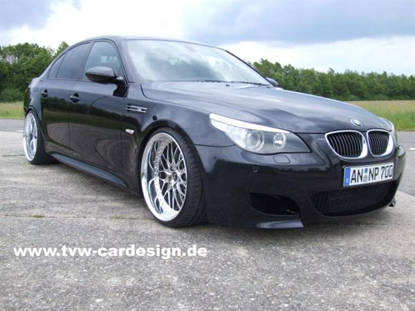 BMW E60 - Das Unikat !!! [ 5er BMW - E60 / E61 ...
