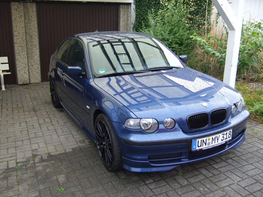 Mein kleiner Blauer - 3er BMW - E46