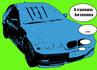 Mein kleiner Blauer - 3er BMW - E46 - VorschauPopArt.jpg