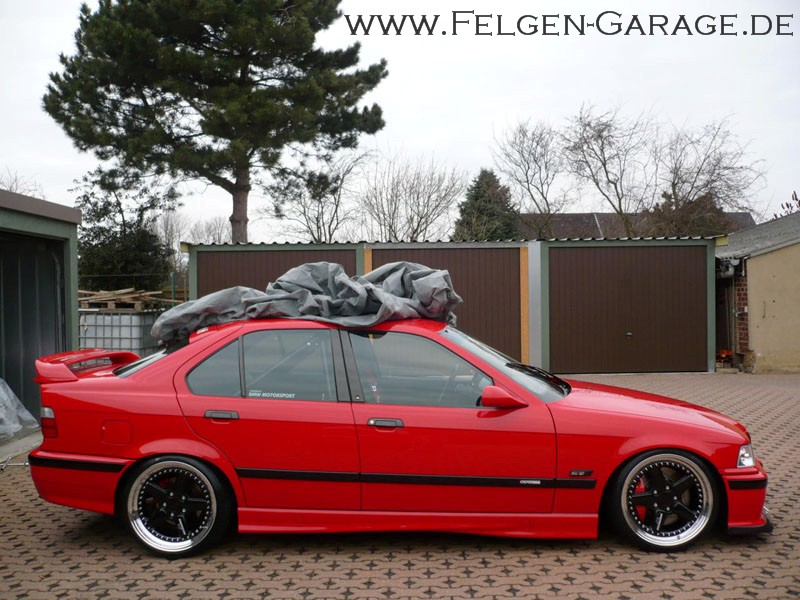 BMW Class II STW 94 - VERKAUFT! - 3er BMW - E36