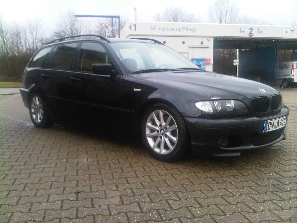 Anja´s BMW 320D Touring - 3er BMW - E46