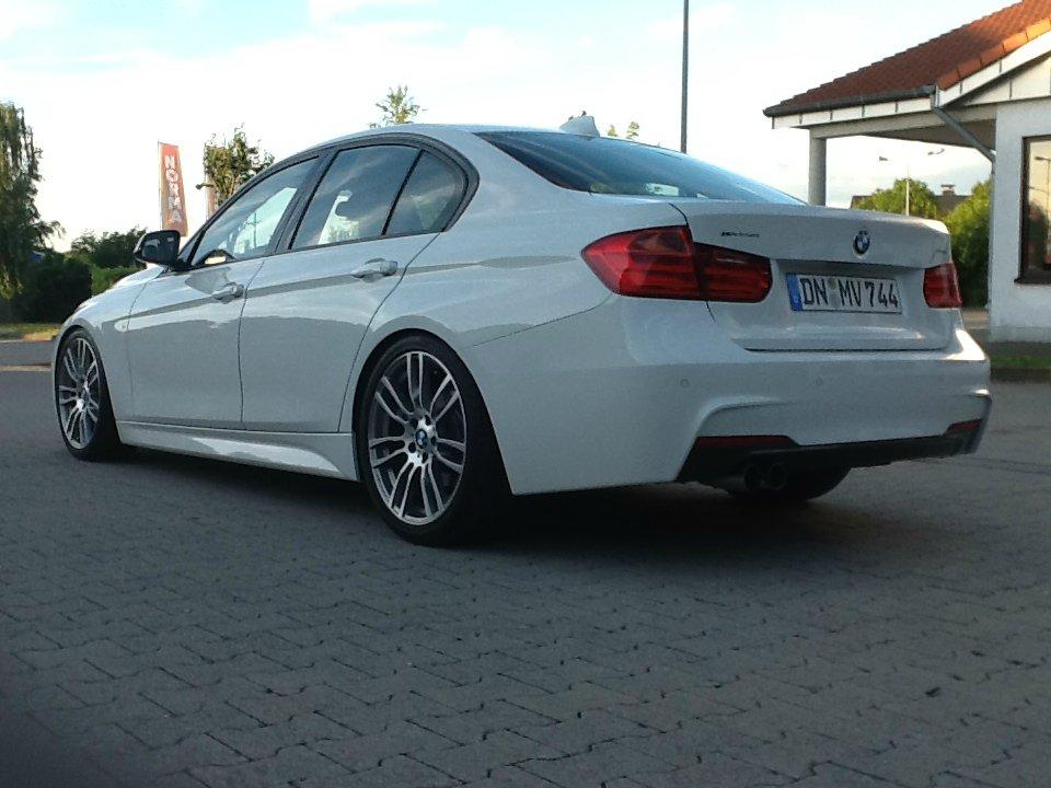 BMW M Performance KW V1 - 3er BMW - F30 / F31 / F34 / F80