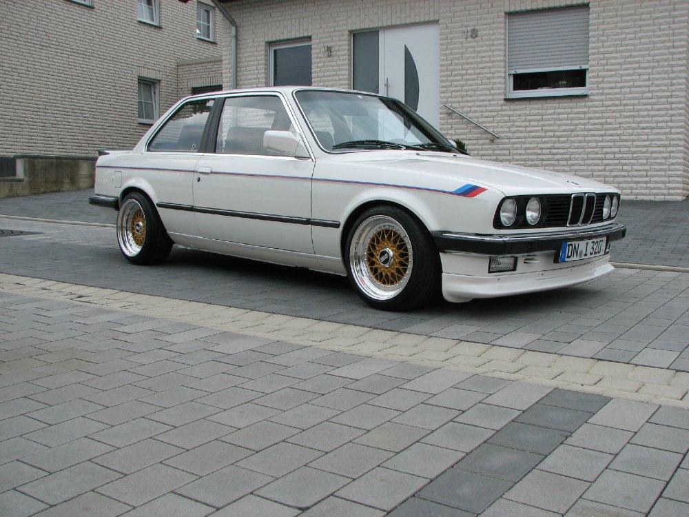 "Die ""Lotte"" - alte Dame! - 3er BMW - E30"