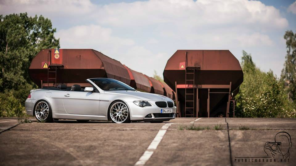 645 CI/H&R Gewinde/20 Zoll/Auspuff - Fotostories weiterer BMW Modelle