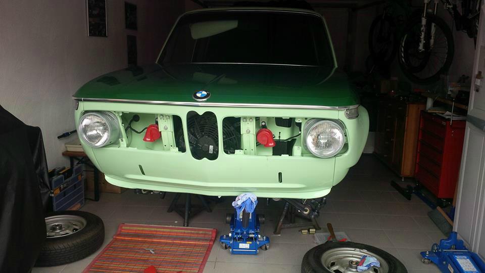 BMW 2002ti Schweinebacke - Fotostories weiterer BMW Modelle
