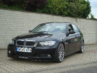 alpina 3er bmw e90 e91 e92 e93 limousine. Black Bedroom Furniture Sets. Home Design Ideas