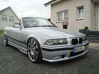 e36 320i Sport Edition - 3er BMW - E36