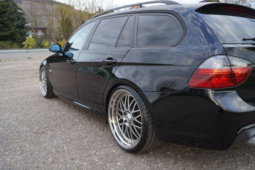 E91 320D 20 zoll Rial Daytona - 3er BMW - E90 / E91 / E92 / E93