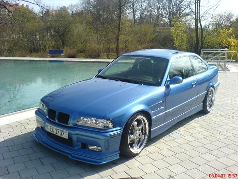 bmw e36 coupe 3er bmw e36 coupe tuning fotos. Black Bedroom Furniture Sets. Home Design Ideas
