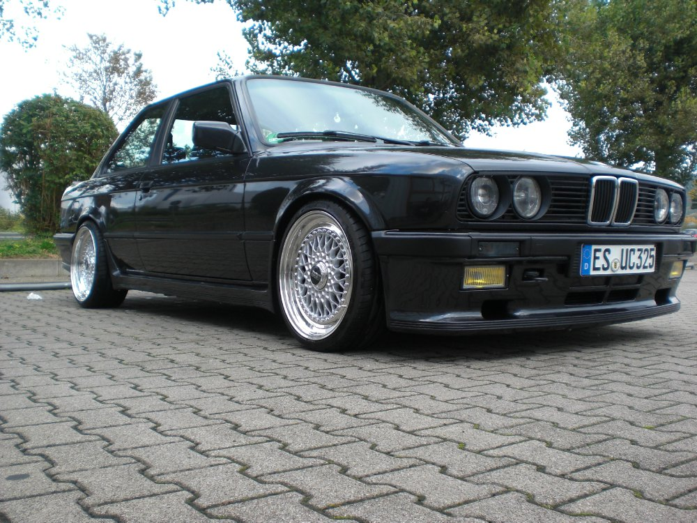 BMW 325i VFL M Technik1 BBS RS - 3er BMW - E30
