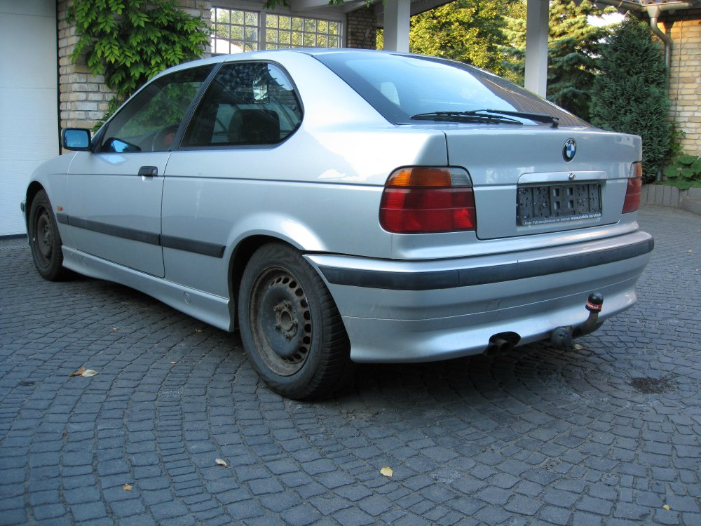 323ti Titansilber | Styling 86 - 3er BMW - E36