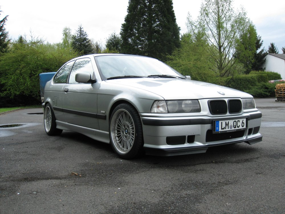 323ti Titansilber Styling 86 3er Bmw E36