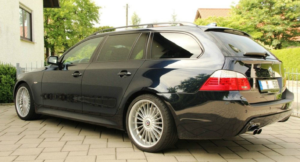 e61 530i lci 5er bmw e60 e61 touring tuning. Black Bedroom Furniture Sets. Home Design Ideas