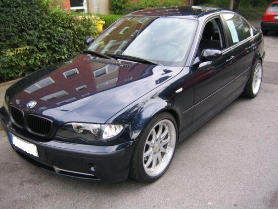 E46 320i Limo - UPDATE - 3er BMW - E46 -