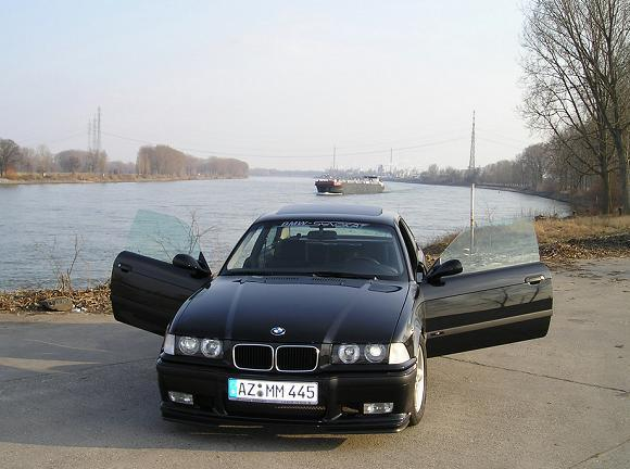 BMW 316i Coupe - 3er BMW - E36 -