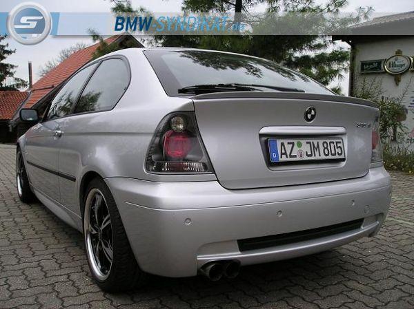 Mein E46 316ti - 3er BMW - E46