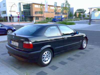 bmw e36 316i compact vollausstattung 3er bmw e36. Black Bedroom Furniture Sets. Home Design Ideas