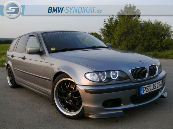 mein 320d touring 3er bmw e46 touring tuning. Black Bedroom Furniture Sets. Home Design Ideas