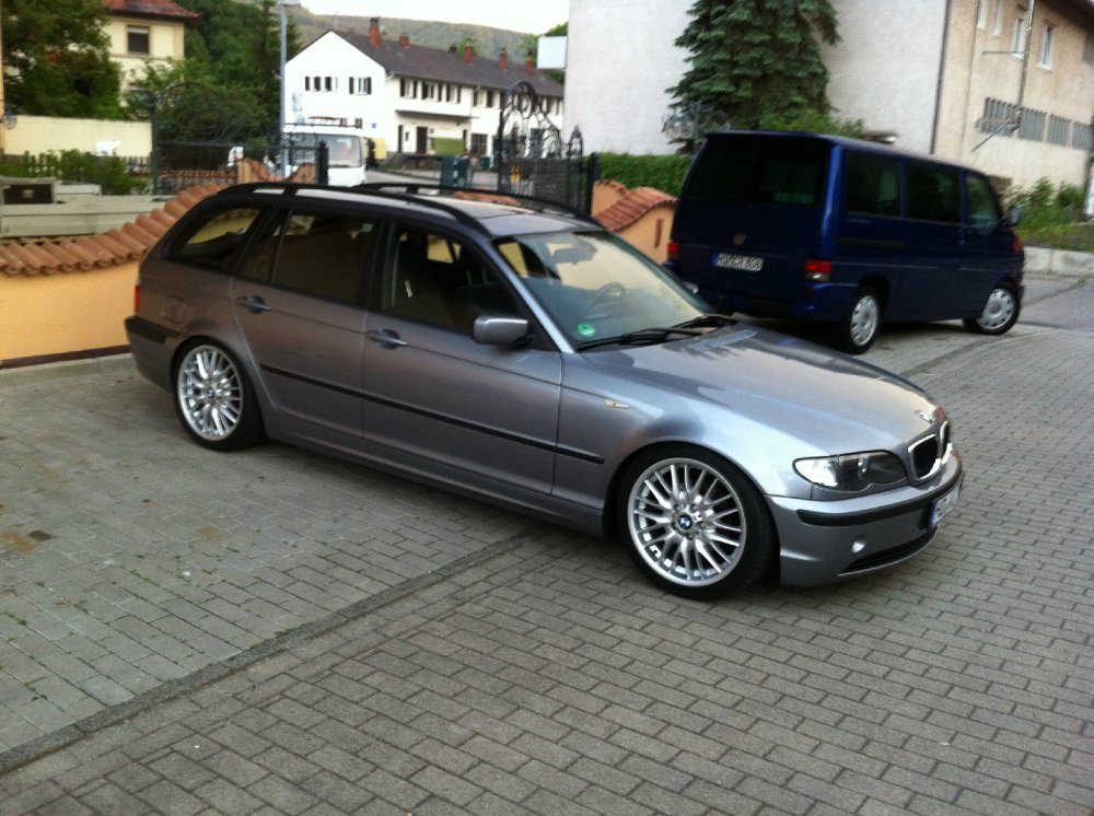 bmw e46 touring alltagswagen 3er bmw e46 touring. Black Bedroom Furniture Sets. Home Design Ideas